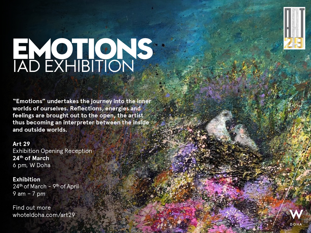 Emotions exhibition